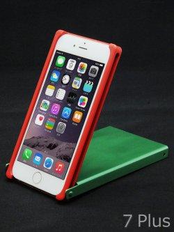 画像3: for iPhone7+/6s+/6+ アルマイト【緑色】Trick Cover
