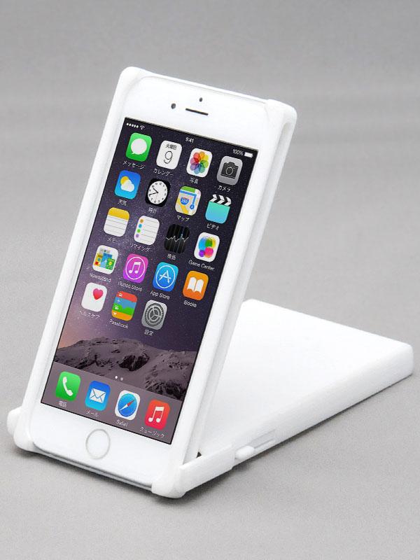 画像: for iPhone6【White】Trick Cover