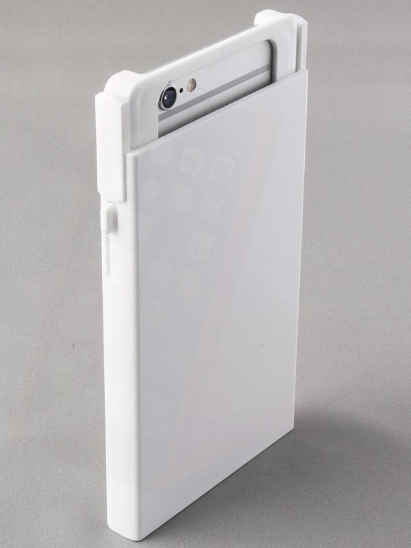 画像: for iPhone6【Black】Trick Cover